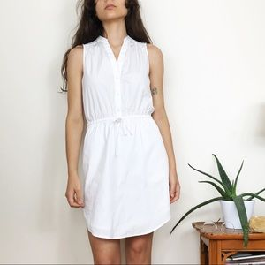 Aritzia Babaton Benedict Dress White
